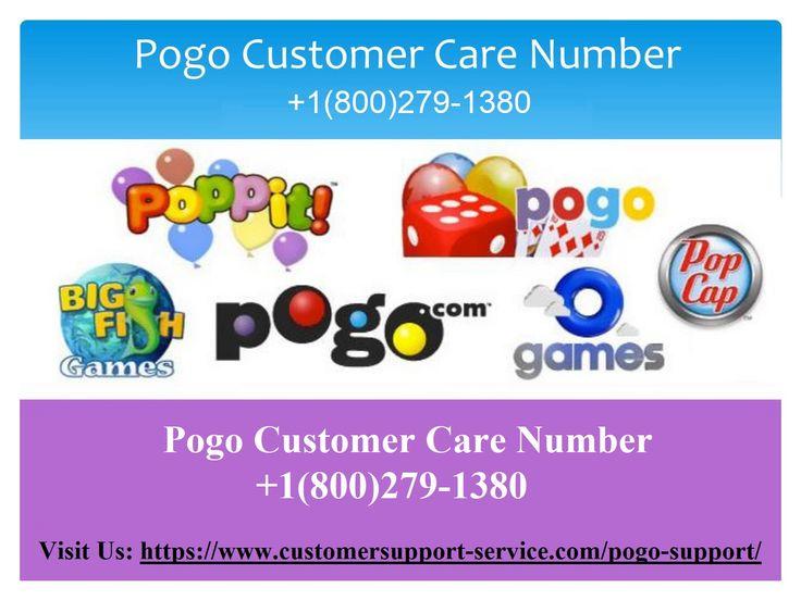How to Get Pogo Customer Care Number? | Pogo, Pogo games ...