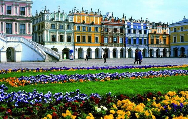 Zamość // Do you want to visit Zamość? check http://eltours.com/tailor-made-customized-tours