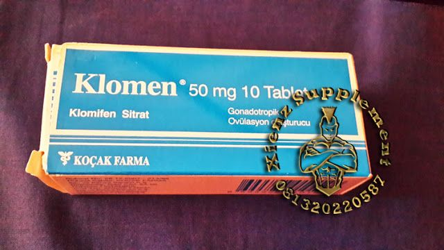 Xienz Supplement: KLOMEN SUPLEMENT
