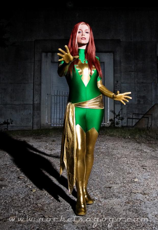 phoenix marvel cosplay picture - Halloween Costumes In Phoenix