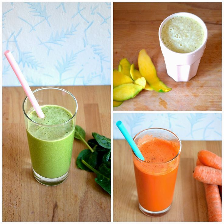 Michelle Fox: Smoothies
