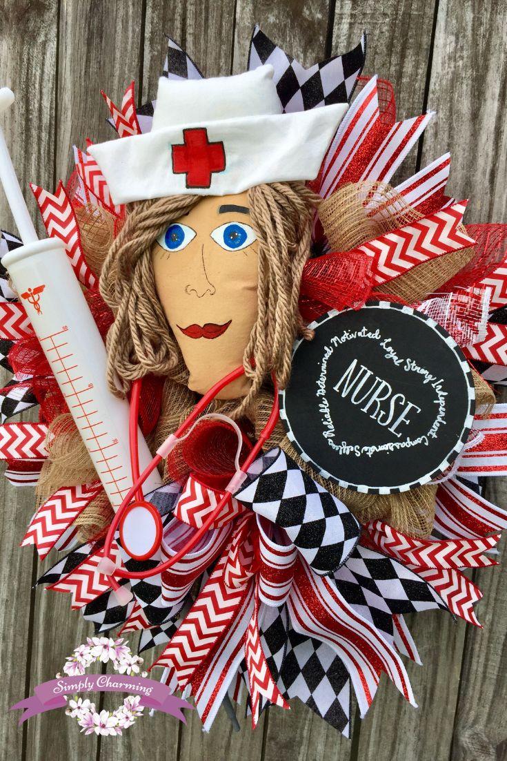 Nurses Recognition wreath