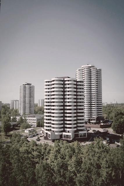 Katowice- Osiedle Tysiąclecia