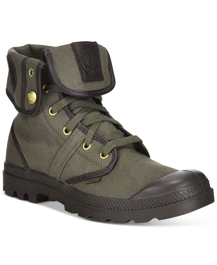 Rugged and durable construction make these boots by Pallidium a must have  for the cooler season
