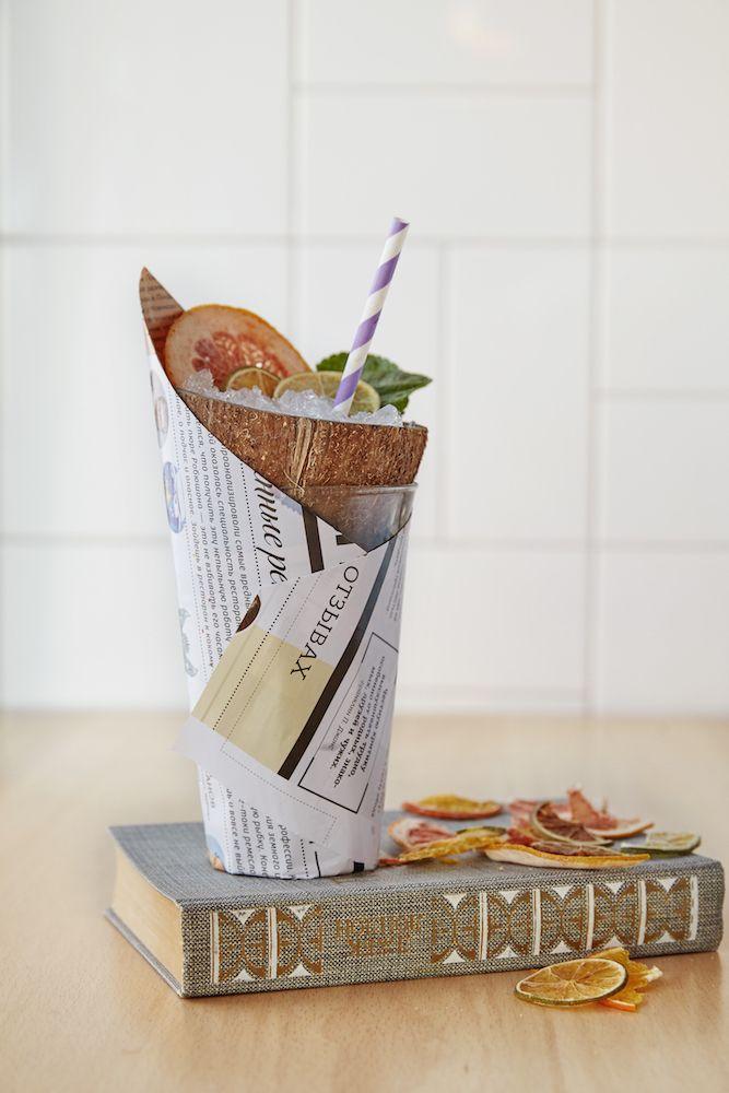Чин-чин #скоровесна #cocktail #fun #book #tropical #coconut #ginzaproject