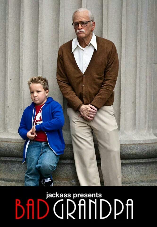 Bad Grandpa was Hilarious !! Didnt like the kid cussing but was worth going to the movies!