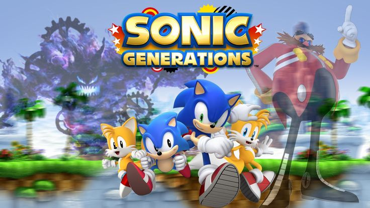 free pictures sonic generations  by Markham Chester (2017-03-28)