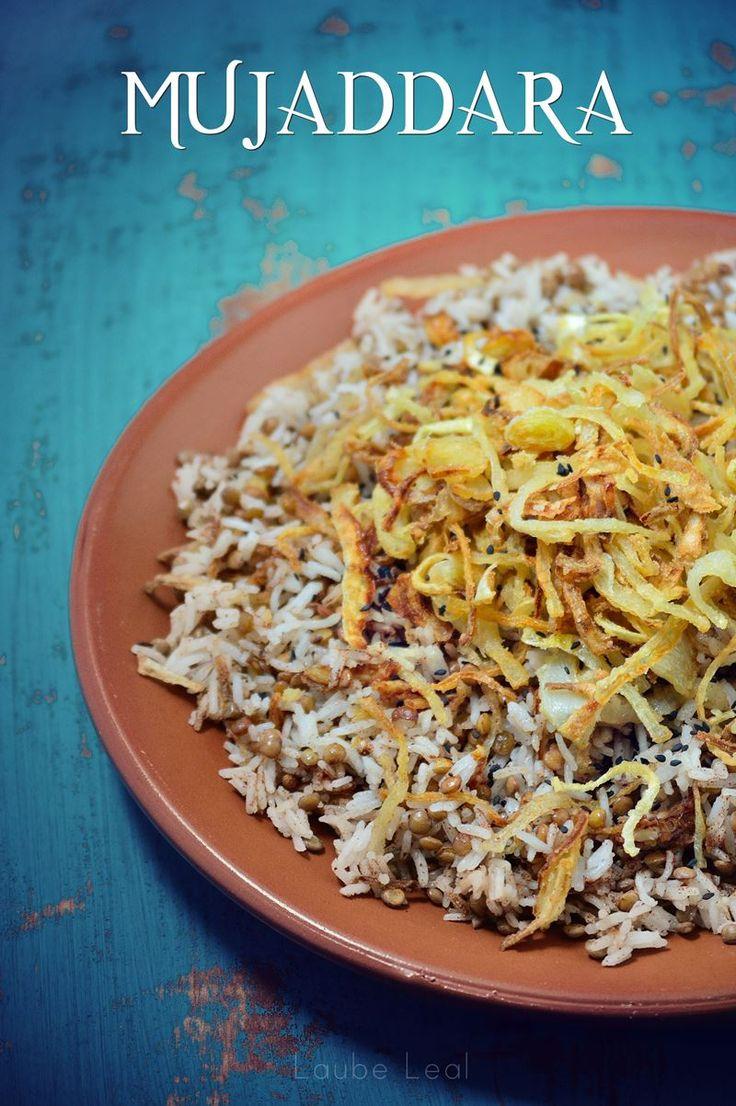 Laube Leal | Mejadra o mujaddara: una receta árabe que despierta los sentidos