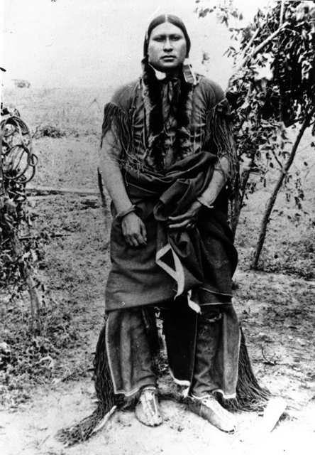 COMANCHE , 1910