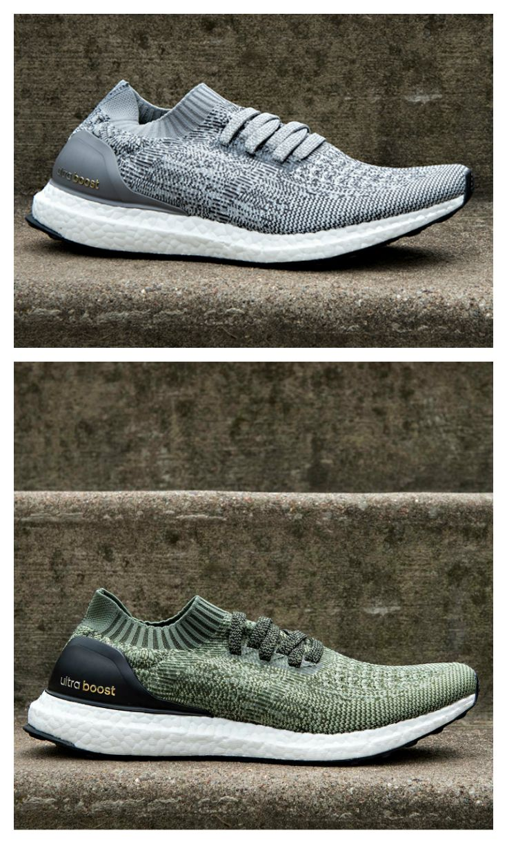 The adidas Ultra Boost Uncaged is now available in grey