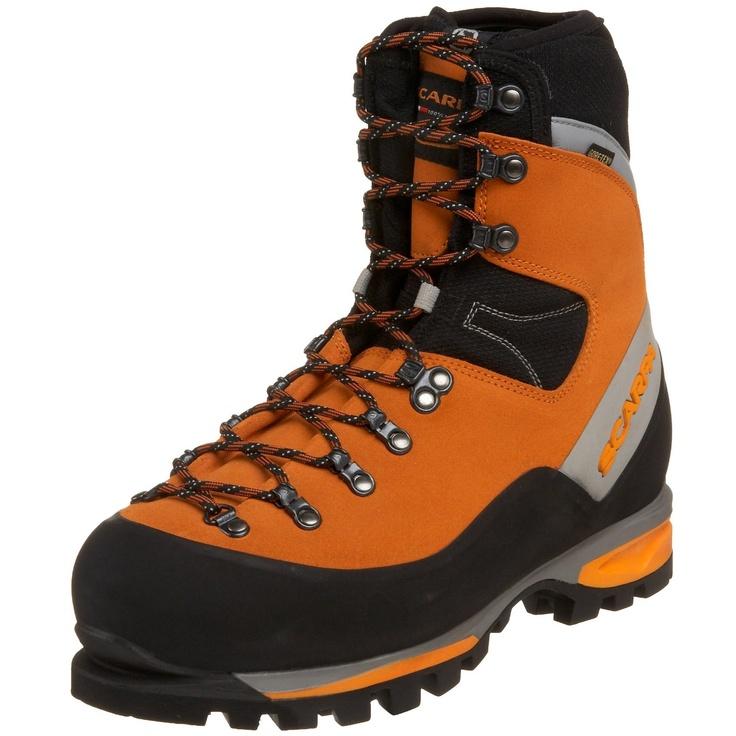 Scarpa Men's Mont Blanc Goretex Mountaineering Boot, (mountaineering, heavy backpacking boots, scarpa), via http://myamzn.heroku.com/go/B002LH3ZNE/Scarpa-Mens-Mont-Blanc-Goretex-Mountaineering-Boot