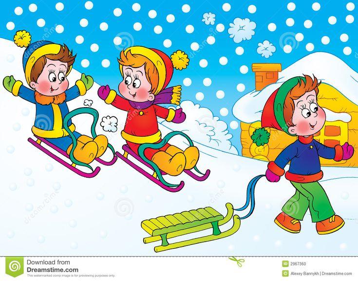 Zimowe Igrzyska Zimowe Gry świąteczne dla dzieci