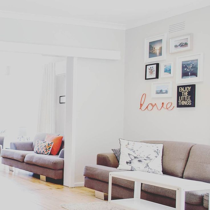 How to make a simple corner in your house  POP!  Credit to @snapmediagroup for the pic #localhomestaging #homestaging #framing #frame #photos #wall #decorate  #pictureframe #cushion #pillow #interior #interiordecorating #realestatephotography #realestatemarketing #realestate