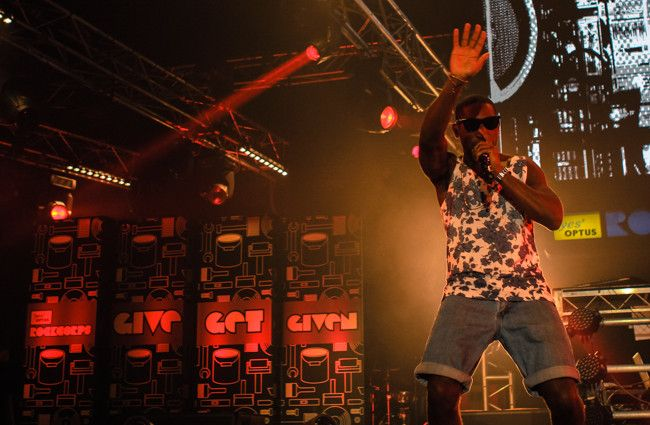 REVIEW: OPTUS ROCKCORPS AT SYDNEY'S HORDERN PAVILION