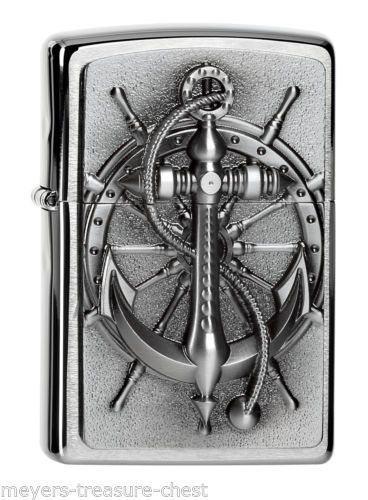 awesome-ZIPPO-Nautic-Emblem-rare-emblem-collectible-awesome-lighter