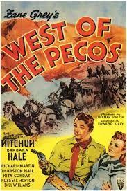 West of the Pecos / A l'Ouest du Pecos - Edward Ki...