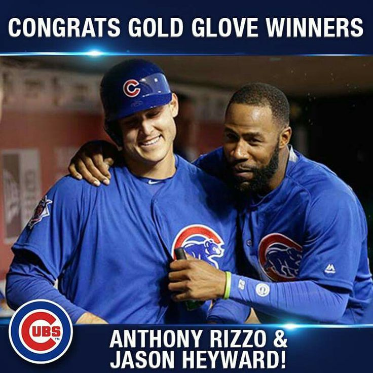 2016 Gold Glove Winners!                                                                                                                                                                                 More
