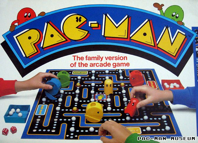 Best Games Toys : Checkout this new family version of the popular pac man