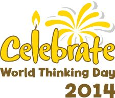 Celebrate World Thinking Day 2014 with a large-scale one-day event at Alexandra Palace in London!