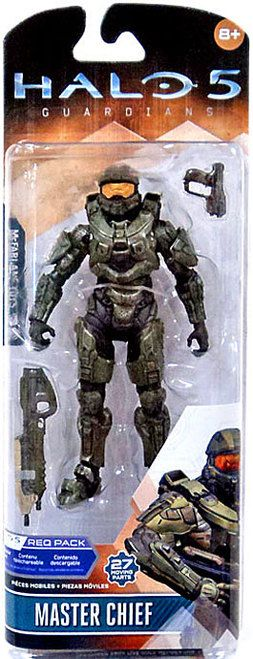 McFarlane Toys Guardians Halo 5 Series 1 Master Chief Action Figure