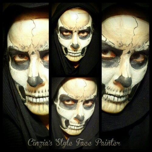 #Trucco Halloween#
