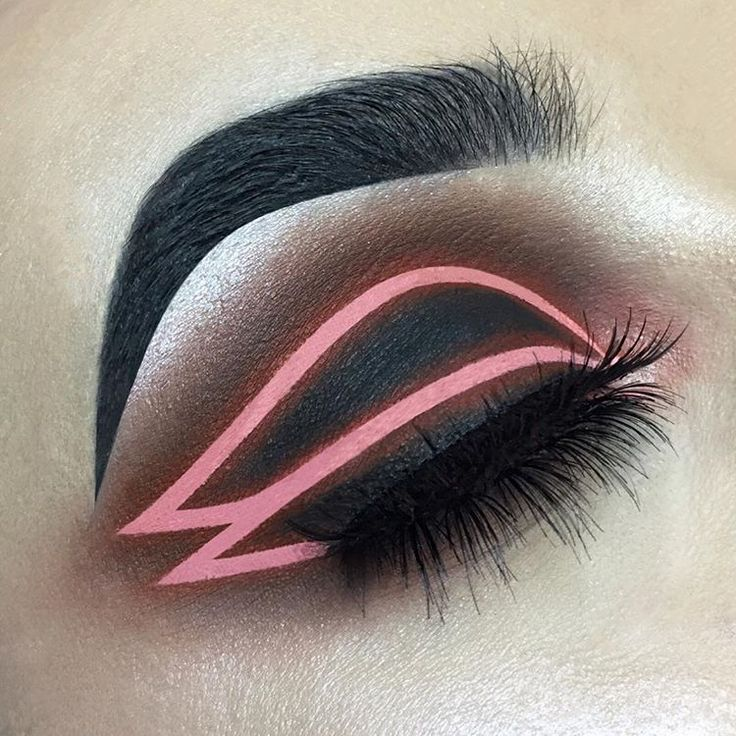 "8,991 Likes, 152 Comments - Roberta  (@robertavixen) on Instagram: ""Neon Orange _ Hi! I'm finally posting the second shoot I did of this neon liner and I'm happy with…"""