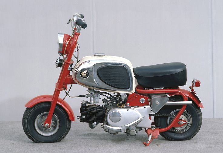Honda CZ100 Monkey '1963–67
