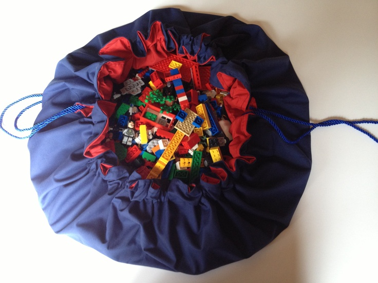 lego bag by toyzbag lego bags and toy storage. Black Bedroom Furniture Sets. Home Design Ideas