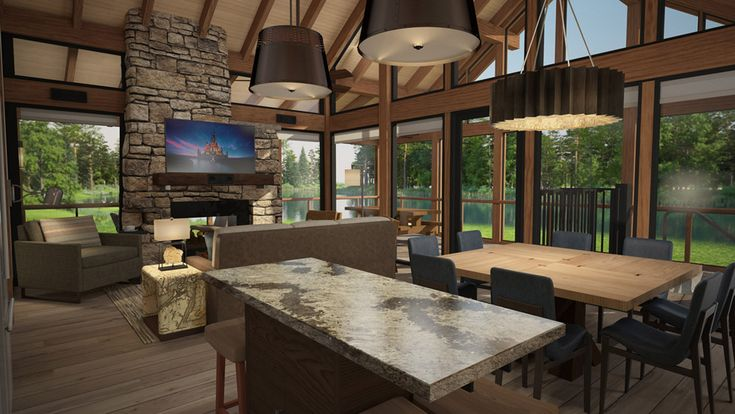 Walt Disney World has announced the opening of a brand new resort, the Copper Creek Villas and Cabins located at Disney's Wilderness Lodge.