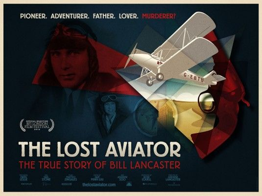 The Lost Aviator Movie Poster