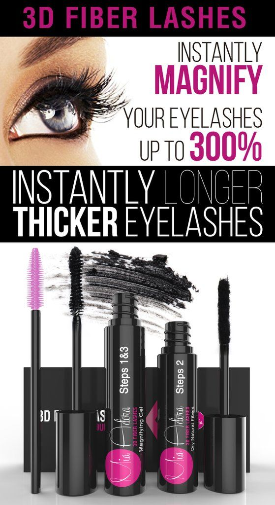 23364f9855c 4D Silk fiber lash mascara vs. 3D fiber lash mascara Social Media Show –  Mia Adora