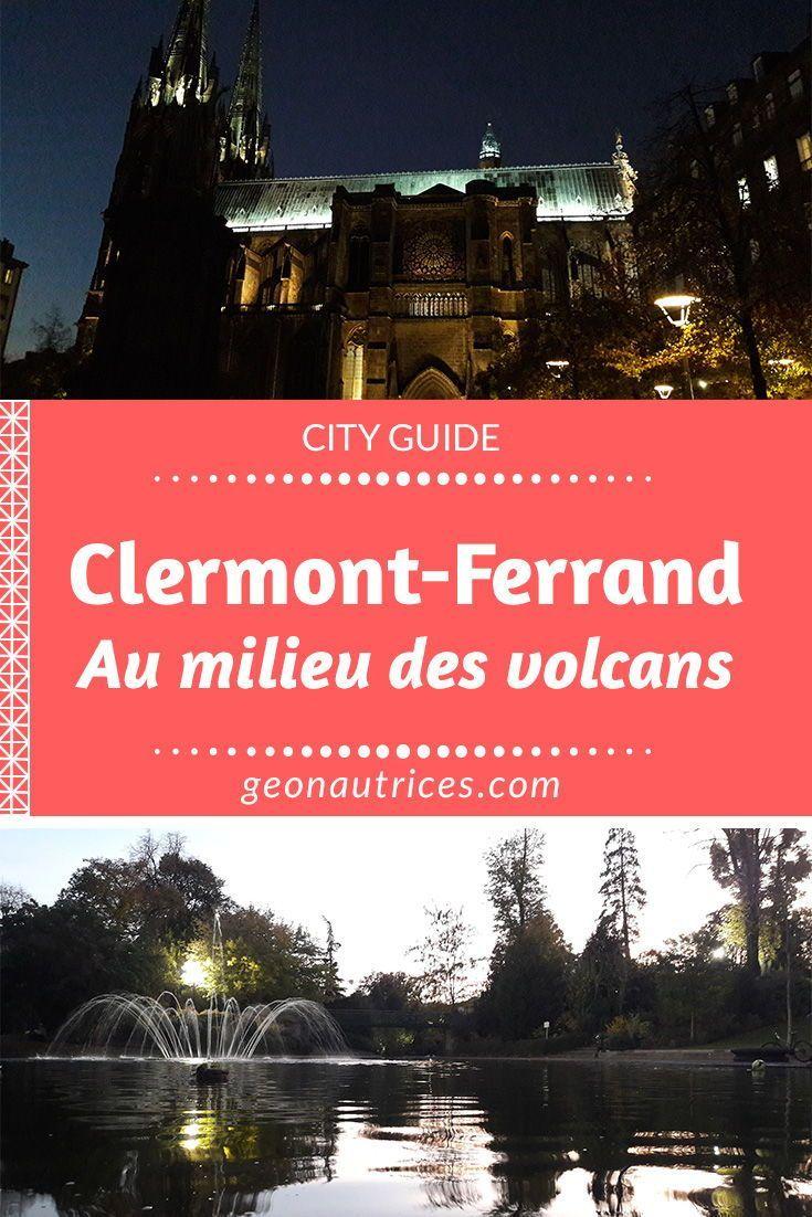 Pr�sentation de notre s�jour dans le Puy-de-D�me, de Clermont-Ferrand �  Orcines. Restaurants, activit�s, mus�es, etc.