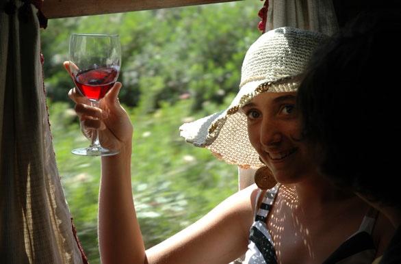 Tren del Vino - Rancagua - O´Higgins - Chile #places