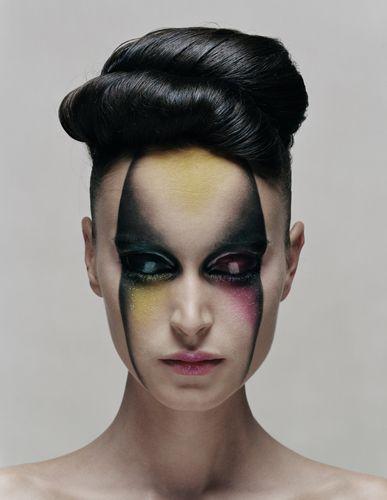 158 best Circus Makeup ideas images on Pinterest