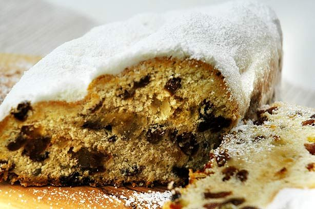 Paul Hollywood's Stollen
