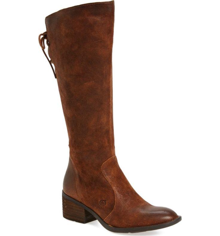 Børn Felicia Knee High Boot (Women) (Regular & Wide Calf) | Nordstrom