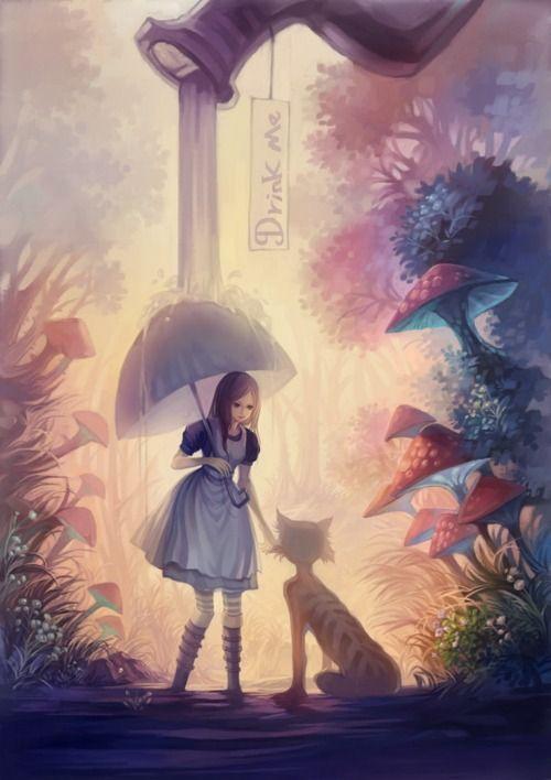 猫猫 by 克露芙伊 ... I Assume it´s Alice