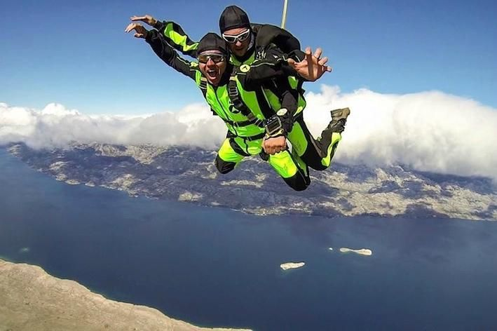 Adventure Driven Vacations - Day Tours (skydiving) - Zagreb, Croatia