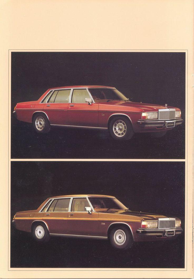 Holden Statesman 1980