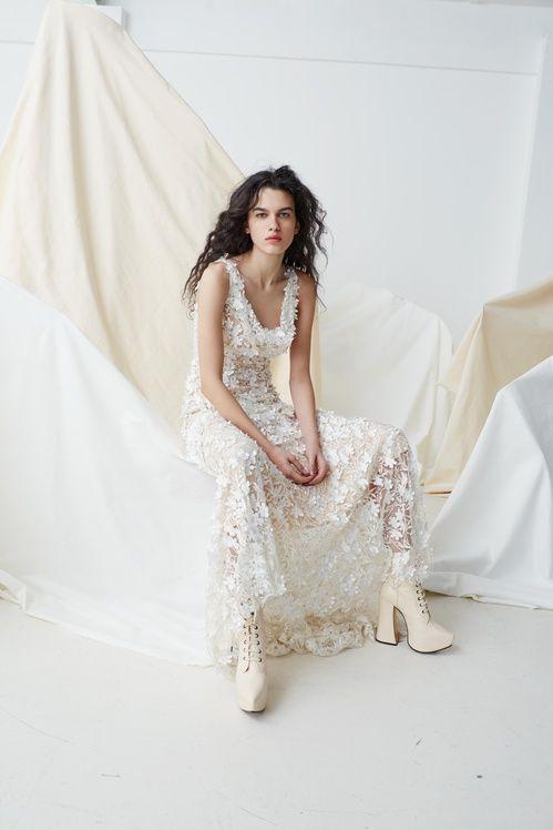 La robe de mariée Floral Amber de Vivienne Westwood
