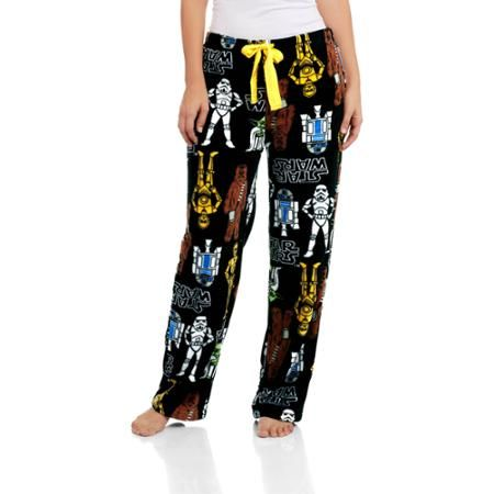Star Wars Women's & Women's Plus Plush Sleep Pants