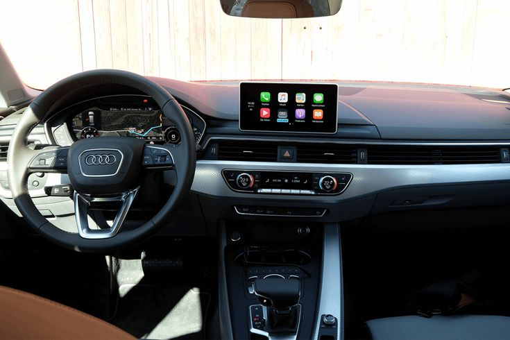 Best 25 audi carplay ideas on pinterest audi a7 coupe for Lederen interieur audi a4