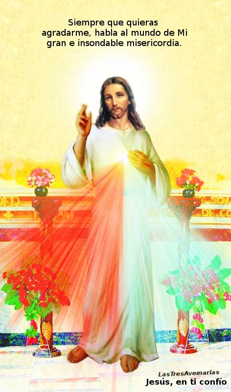 Divina Misericordia : agradar a Jesus