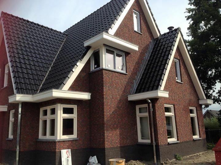 nieuwbouw jaren 30 stijl huis woning