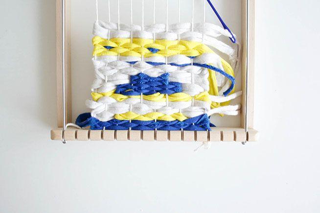 pinterest tejidos telar - Buscar con Google