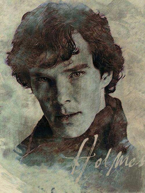 Amazing Sherlock Fan Art
