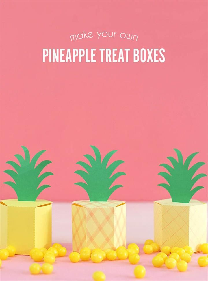 100 Ridiculously DIY Pineapple Crafts You Will Love To Make DIY