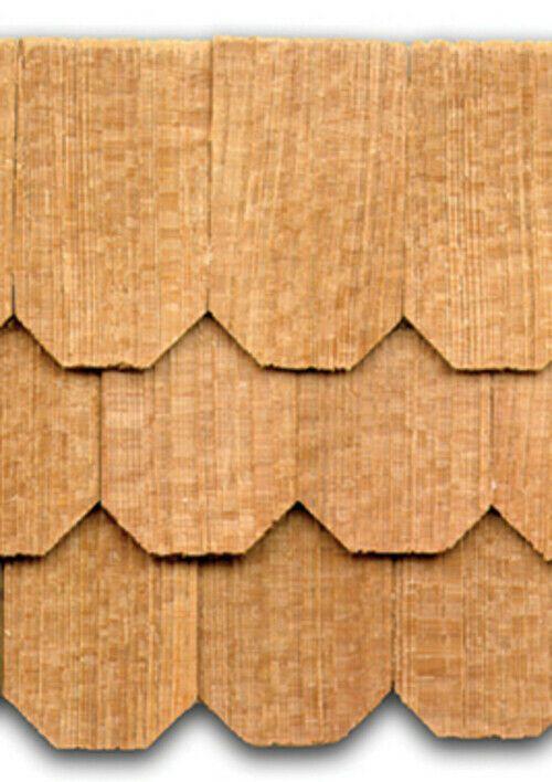 Best Dollhouse Roofing Hand Split Cedar Hexagon Shingles 200 Pc 1 Scale Cla70267 1 Classics In 640 x 480