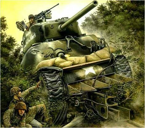 25 best sherman images on Pinterest Military pins, Pinup and