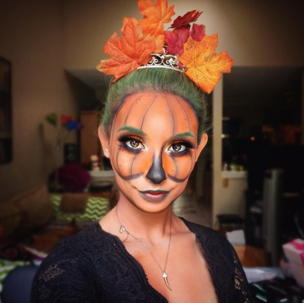 13 Best Halloween Looks Images On Pinterest | Artistic Make Up Make Up Looks And Halloween Stuff